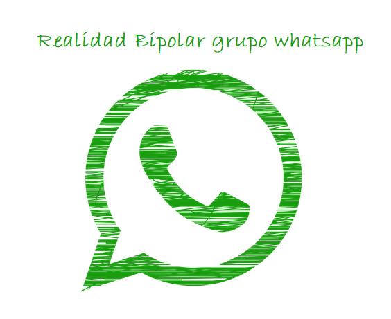 Normas del grupo de whatsapp Realidad Bipolar